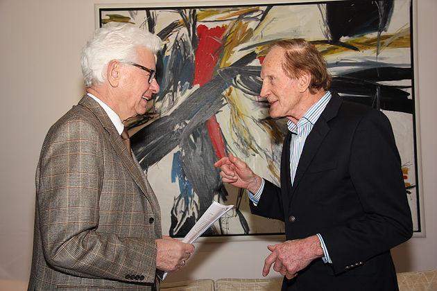 Siegmar Rothstein und Walter Brune