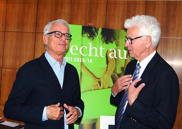 Siegmar Rothstein und Günther Beelitz