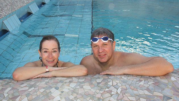Susan Tuchel und Frank Büssing