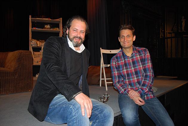 Björn Merse und Christian Ehring