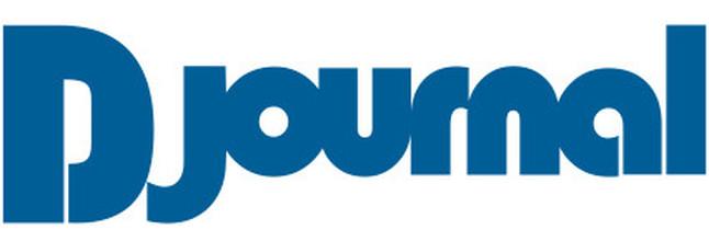 DJournal Logo ohne Text Blau