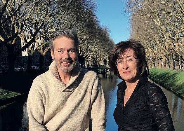 Jaques Breuer und Susan Tuchel