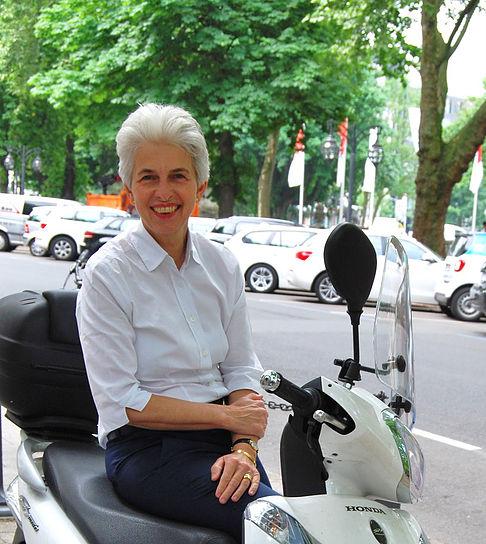 Marie Agnes Strack-Zimmermann