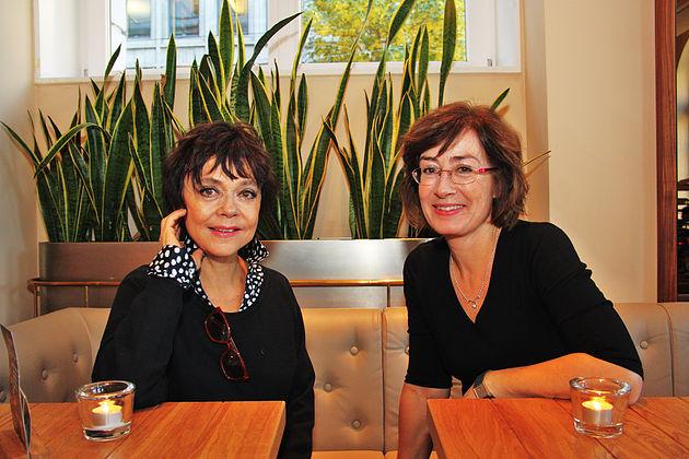 Simone Rethel und Susan Tuchel