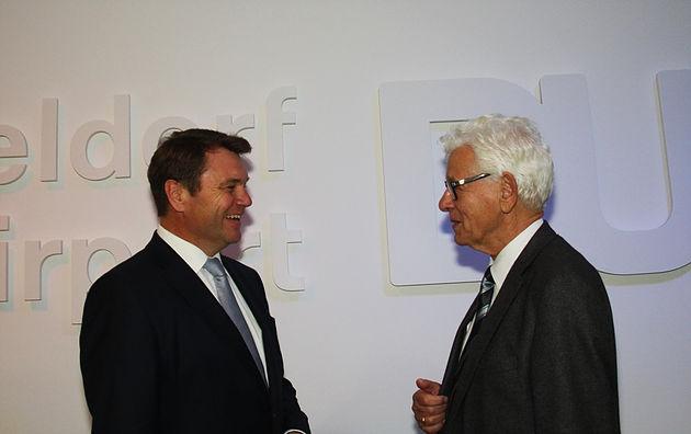 Thomas Schnalke und Siegmar Rothstein