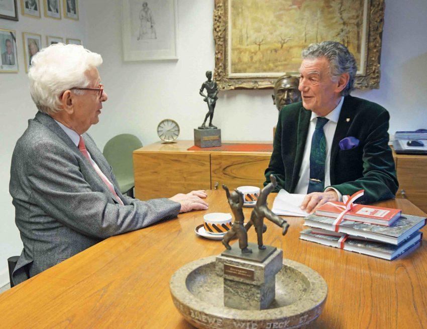Siegmar Rothstein und Wolfgang Rolshoven