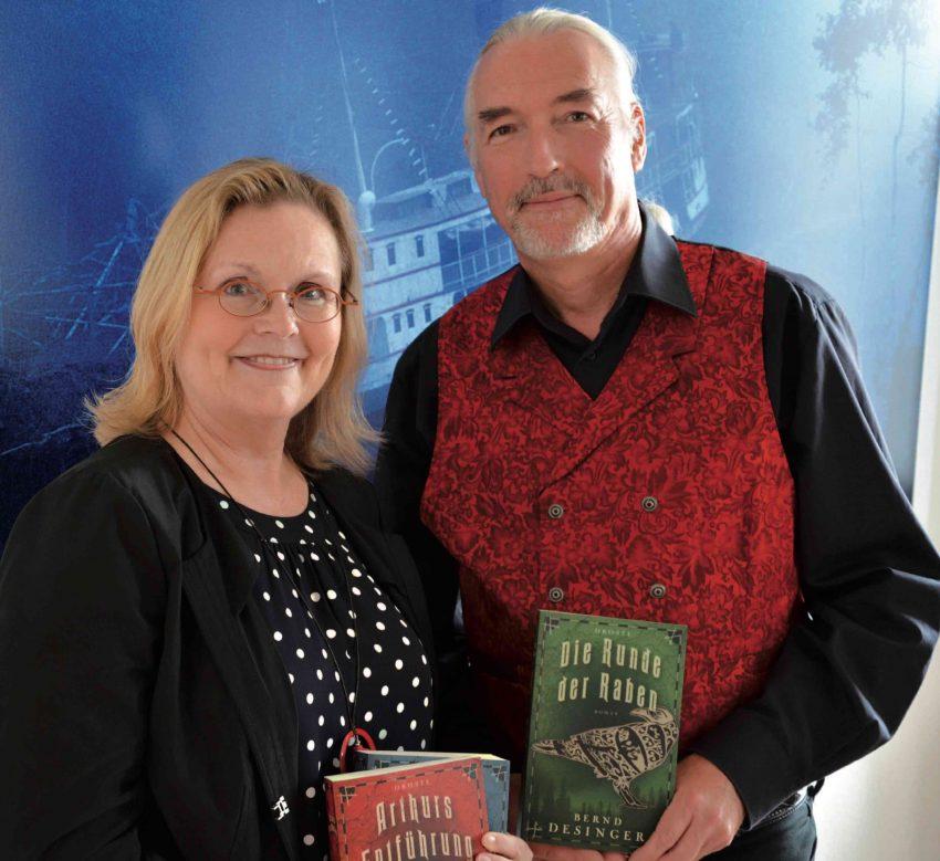 Barbara Schmitz und Bernd Desinger
