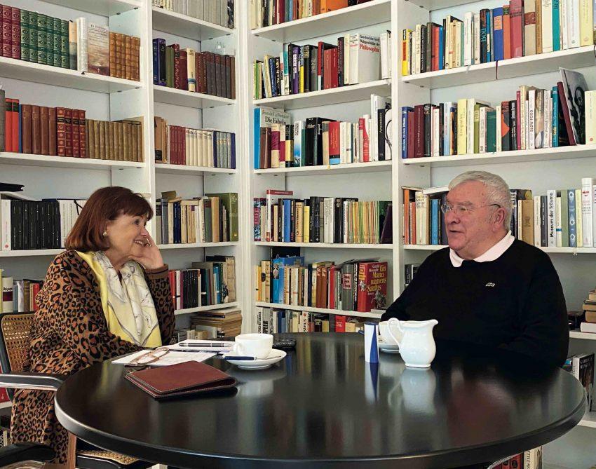 Susanne Altweger und Wolfgang Reinbacher