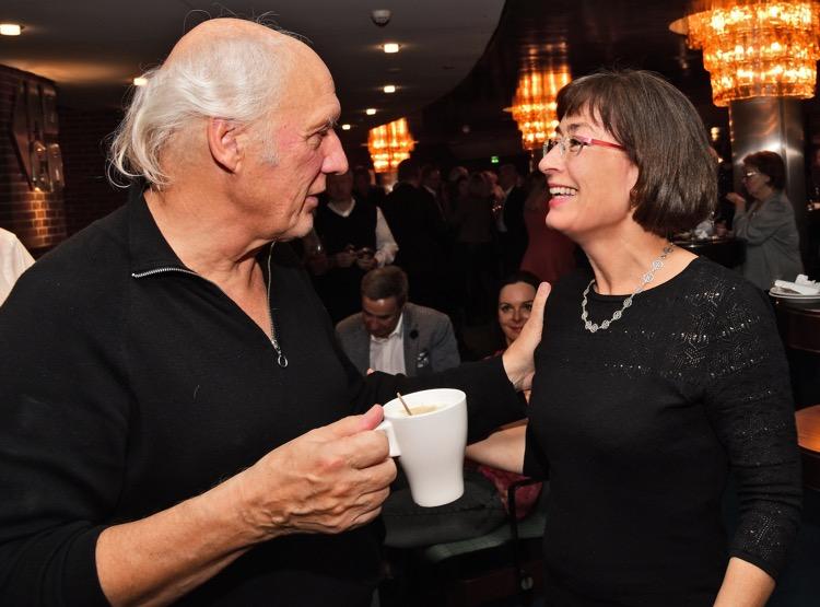 Herman van Veen und Susan Tuchel