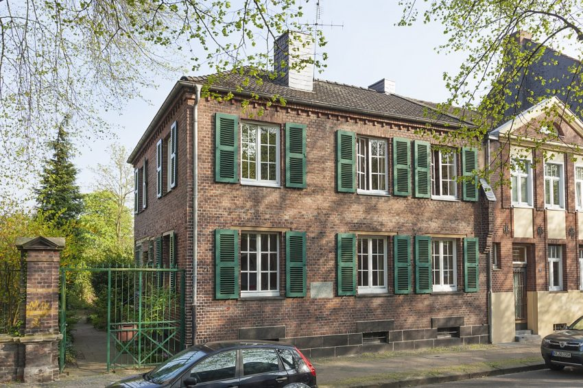 Niederrheinische Literaturhaus Krefeld