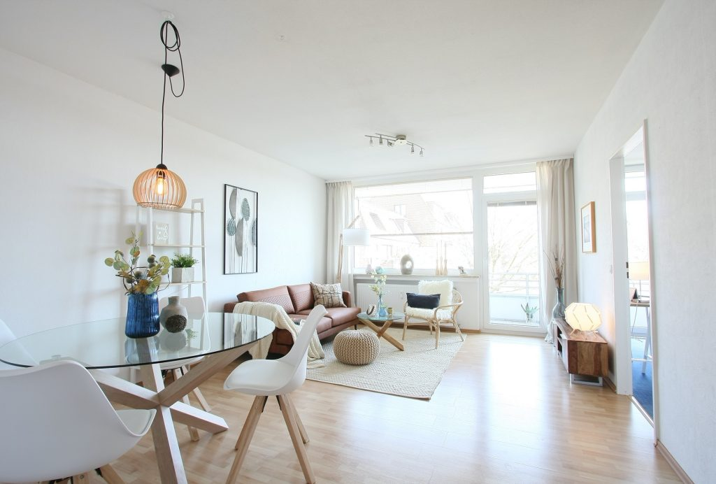 Nach Homestaging