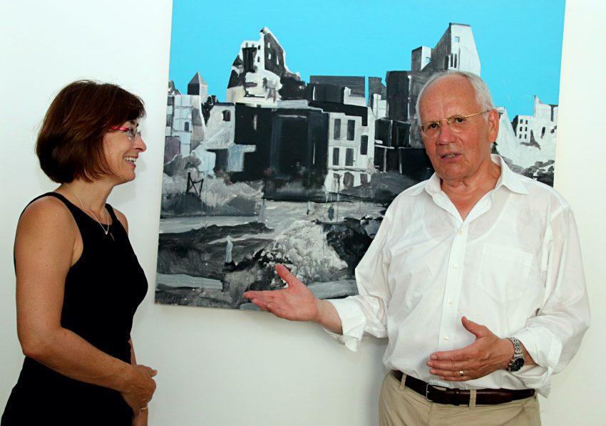 Susan Tuchel und Alfons Labisch