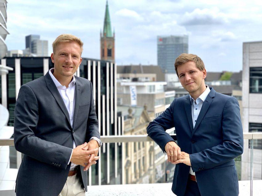 Timon Gottschalk und Marco Kunzmann